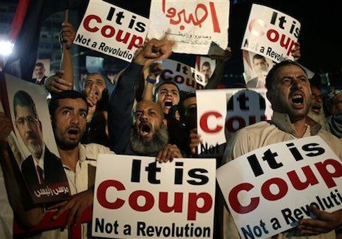 Morsi-supporters