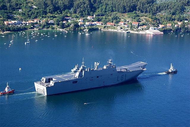 Spanish_ship_Juan_Carlos_I_entering_Ferrol