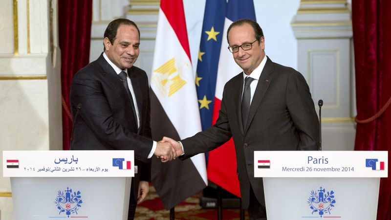 26112014-hollande-sisi-pari