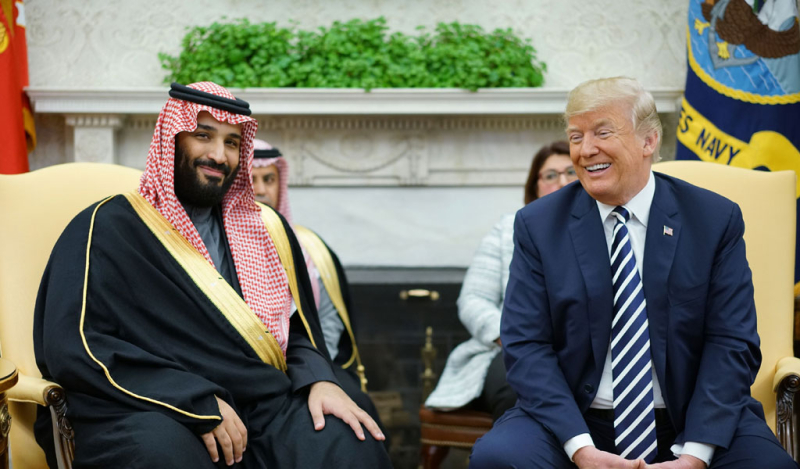 USA-Trump-MBS-White-House-MANDEL-NGAN-AFP-Getty-1024-600