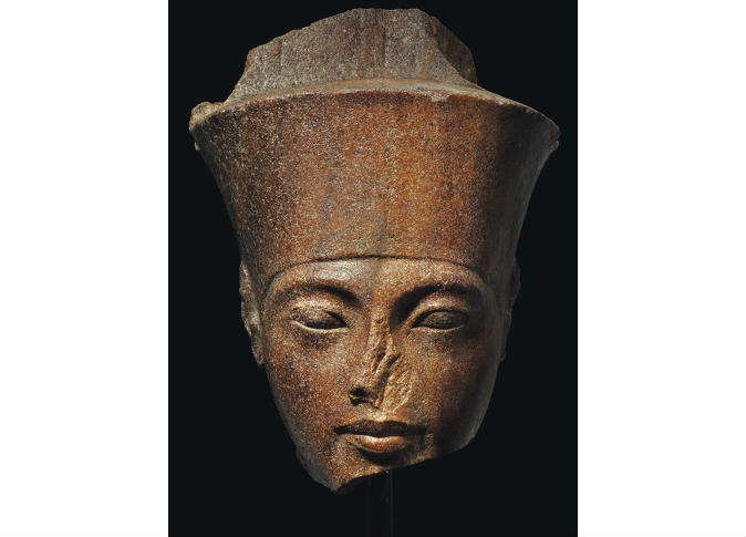 Egypt-to-address-Christies-over-auctioning-King-Tut-bust