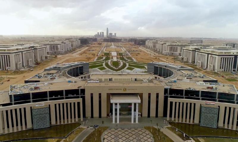 New-Egypt-Capitol